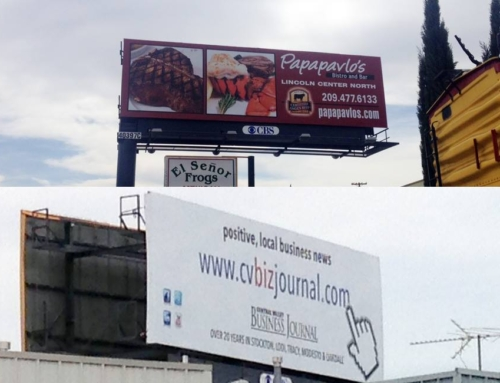 Billboards in San Joaquin county