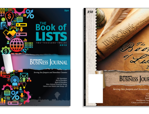Book of Lists Covers